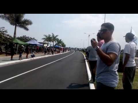 El ciclista neuquino Leo Zarate Campeón Argentino en Formosa