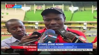 KTN Prime: Harambee Stars shame Liberia