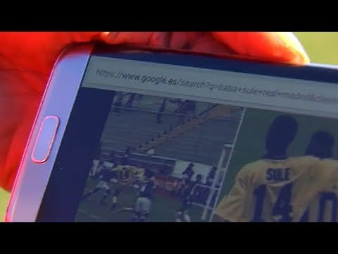 Footballer from Ghana finds new footing