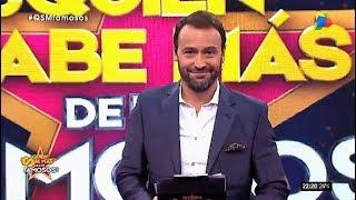 Quien Sabe Mas de Los Famosos 03/02/18 Completo Adrian Pallares