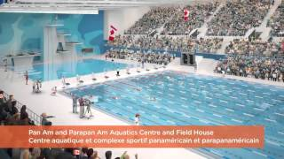 Ontario: proud host of the 2015 Pan/Parapan Am Games