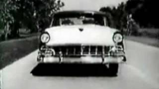Ford Police Car Commercial (1956)