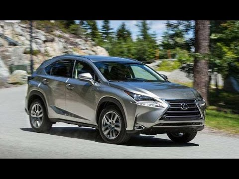 2017 Lexus Nx Redesign Changes And Concept Youtube