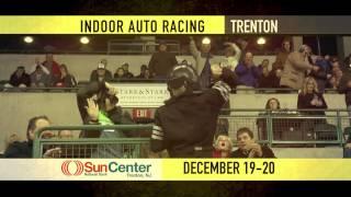 """Indoor Auto Racing """"Battle of Trenton"""""""