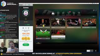 LIVE CASINO SLOTS - !bonushunt with 10% for closest guess + !sabaton 2 days left 😍 (15/05/19)