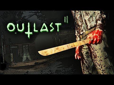 УЖАС В АРИЗОНЕ (Outlast 2). СТРИМ #4.