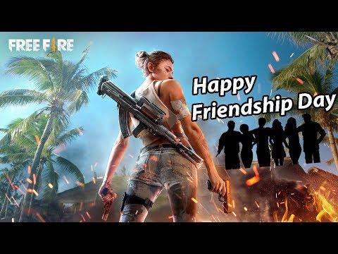 GLOBAL SQUAD || HEROIC RUSH RANK GAMEPLAY || GARENA FREEFIRE LIVE #HappyFriendshipDay2019