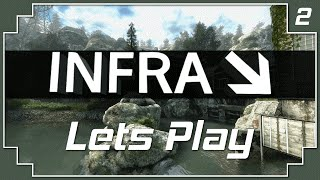 Infra - I Broke The Game - [Part 2][PC GAME-PLAY]