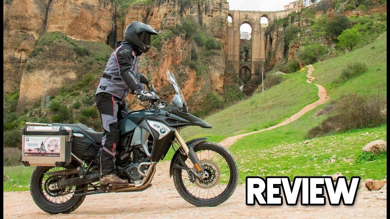 BMW F800GS / @MotoGeo Review