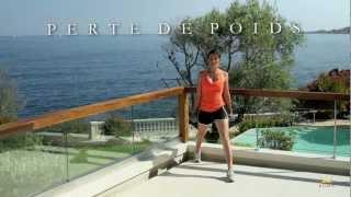 Gym femme - Cours fitness - Exercices de gym débutantes et confirmées - www.biendansmesbaskets.com