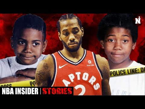 The Shocking Truth Behind Kawhi Leonard's NBA Career | UNTOLD