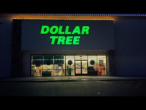 NEW DOLLAR TREE WALKTHROUGH|NEW FINDS AT DOLLAR TREE|DOLLAR TREE HAUL