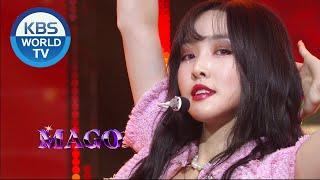 Download GFRIEND(여자친구) - MAGO (Music Bank)   KBS WORLD TV 201120