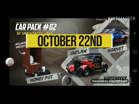 Wreckfest xbox one/ ps4 dlc release date