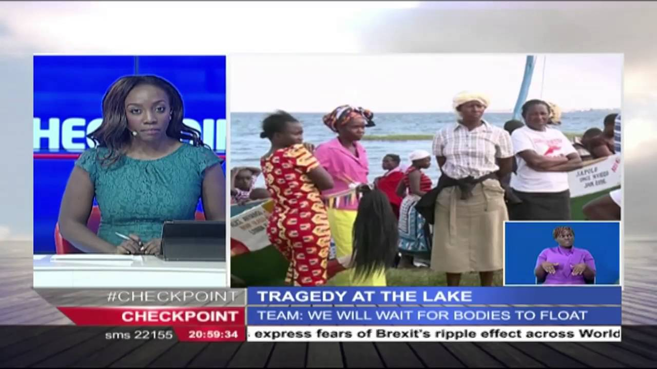 Search for band members who perished in Lake Victoria to begin tomorrow