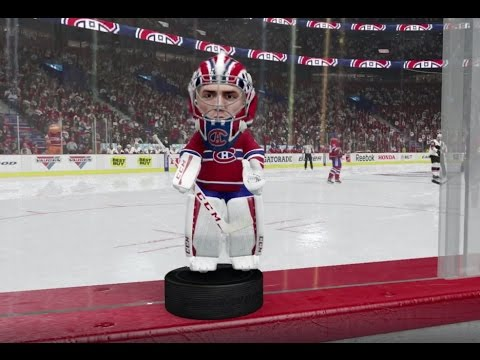 NHL 17 Franchise Mode: Game 4 - Arizona Coyotes @ Montreal Canadiens