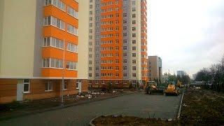 ЖК Комарова 46, Интергал-Буд. 10.11.2015(, 2015-11-10T16:03:18.000Z)