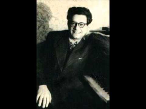 Grigory Ginzburg plays Chopin Ballade No. 4 in F minor Op. 52
