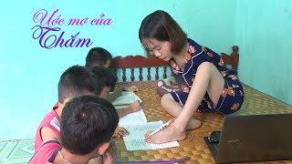 Nghị lực phi thường của Thắm - cô gái khuyết tật vươn tới ước mơ