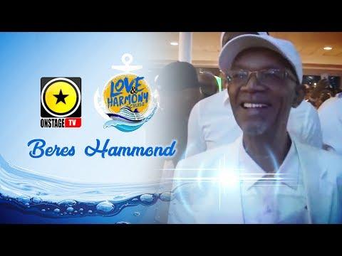 Beres Hammond Live - Love & Harmony Cruise 2018