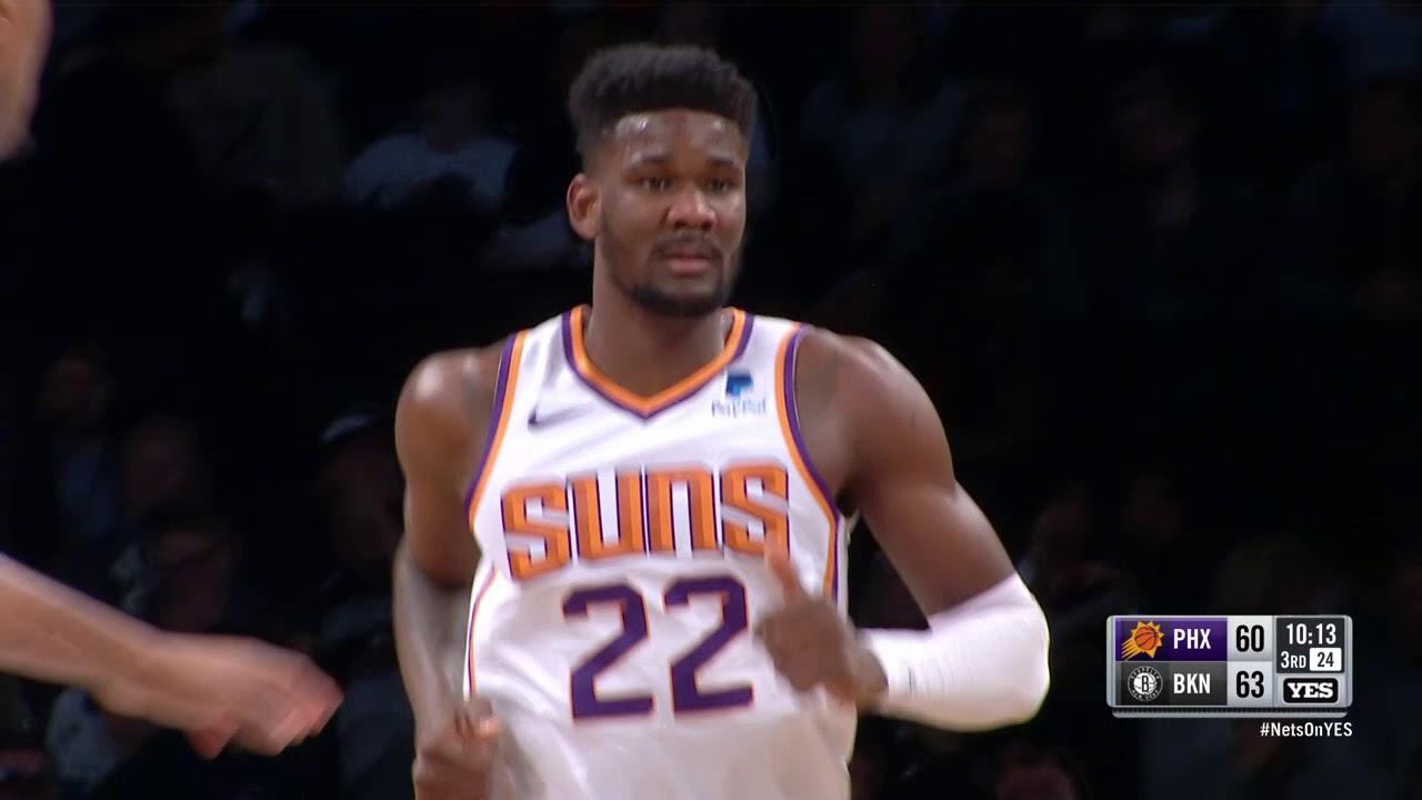 Phoenix Suns vs Brooklyn Nets : December 23, 2018 - YouTube