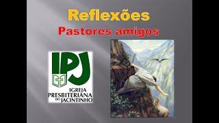 O impacto da presença de Jesus nas emoções - João 20,19 - Rev. Luis Fabio IP Palmeira dos Indios