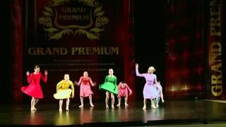 Л 2  современная хореография, ансамбль 9 12 лет, Образцовая студия эстрадного танца VIZAVI ст  Канев