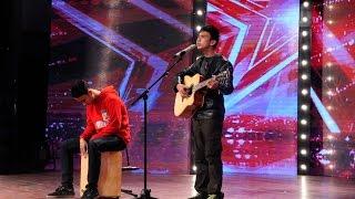 Vietnam's Got Talent 2016 - ANH CHÀNG KHIẾM THỊ NHẬN NÚT VÀNG GK VIỆT HƯƠNG - KIẾN VĂN, QUANG HUY