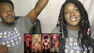4 The Greatest Showman by Todrick Hall || COUPLES REACTIONS
