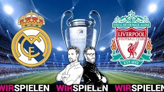 Video Champions-League-Finale 2018: Real Madrid vs. FC Liverpool | WIRSPIELEN download MP3, 3GP, MP4, WEBM, AVI, FLV Agustus 2018