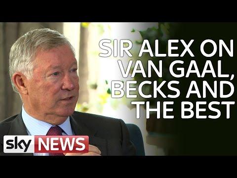 Sir Alex Ferguson Interview