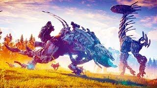 Horizon Zero Dawn Gameplay Walkthrough Part 1 28 Minutes of Gameplay 1080p Demo