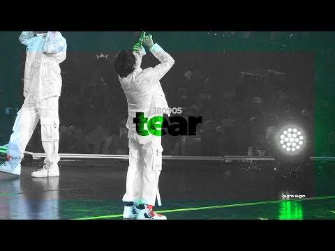 180905 Tear - 방탄소년단 슈가 직캠 BTS SUGA FOCUS (4K Fancam)