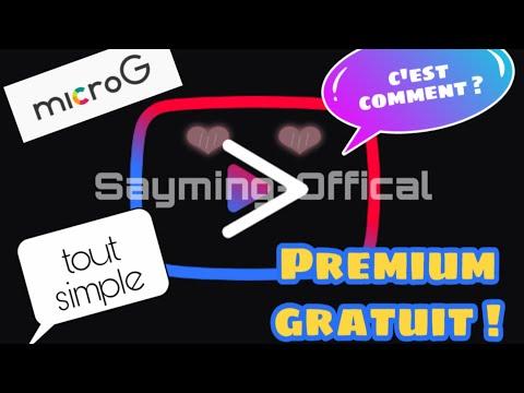 YouTube premium gratuit ! (YouTube vanced)