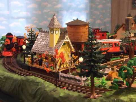 Old West Playmobil Train