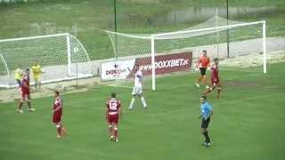 Poprad 24 - FK Poprad - Partizán Bardejov 2:0 (0:0)