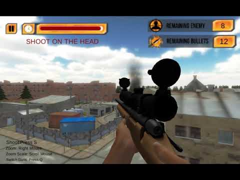 sniper-assassin-zombie-shooter-game-play-|-crazy-game-zone