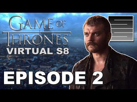 Home - Game of Thrones season 8 from Boston University