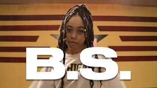 JHENE' AIKO - B.S. ft. H.E.R | #theINstituteofDancers | Choreography Deja Packer