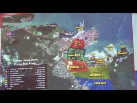 2013-09-27 TV Radio Miami- PresentacionFreeZone Colon- Panama  INVEST 2013