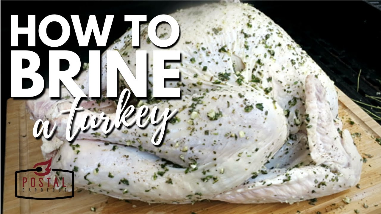 how to brine a turkey easy turkey brine recipe for smoked turkey youtube how to brine a turkey easy turkey brine recipe for smoked turkey