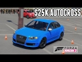 Best $25,000 Used Car Autocross Challenge!     Forza Horizon 3