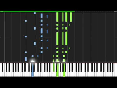 Take Me Home, Country Roads - John Denver [Piano Tutorial] (Synthesia) // Nicholas Steinbach