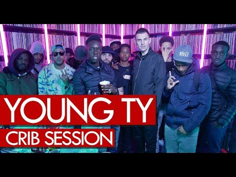 Young Ty freestyle - Westwood Crib Session