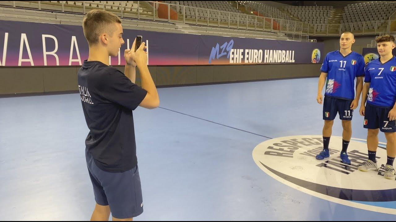 Due punti in tasca e un obiettivo: l'Italia vuole mantenere gli M19 EHF EURO