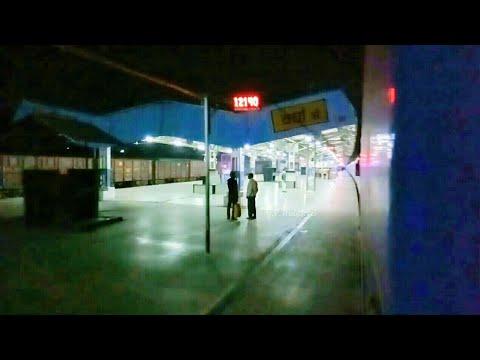 WARDHA to THANE : Journey by SEWAGRAM EXPRESS (Part 1)