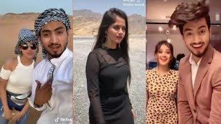 Tiktok video || faisu & jannat in dubai ...