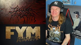 """CATTLE DECAPITATION Presents: The Unerasable Past"""" A Short Film by Wes Benscoter [FYM REACTS]"""