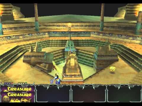 PS2 Longplay [089] Gauntlet Dark Legacy (part 3 of 4)