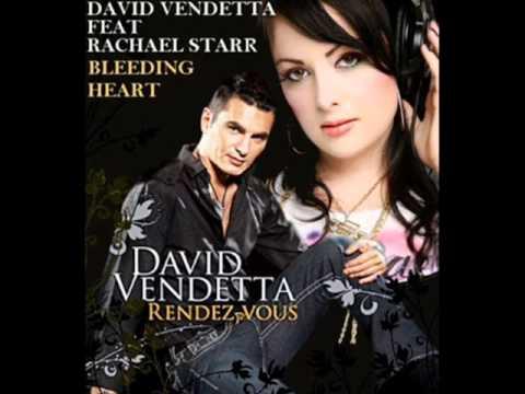 david vendetta ft. rachael star - bleeding heart